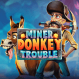 Play'n GO ha aggiunto al suo catalogo eclettico la video slot Miner Donkey Trouble