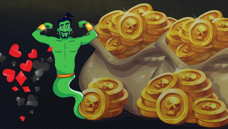 casinojinn free spin bonuses