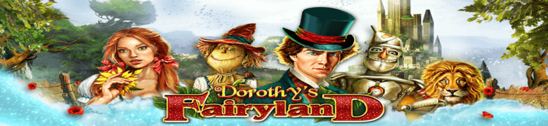 EGT Interactive Draws Inspiration from Oz in Latest Video Slot Dorothy's Fairyland